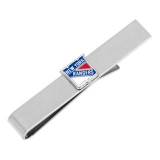 New York Rangers Tie Bar