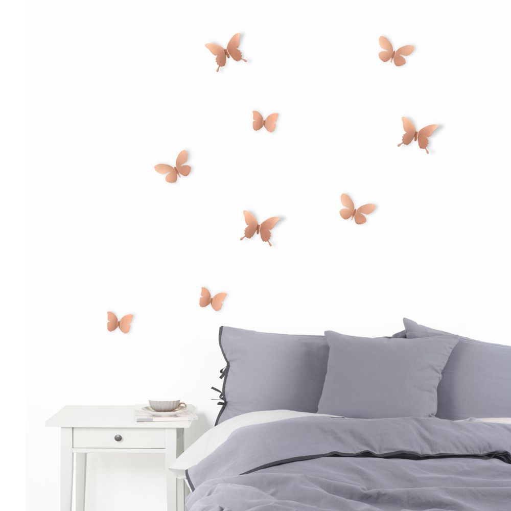 Umbra Wall Decor mariposa butterfly wall decor