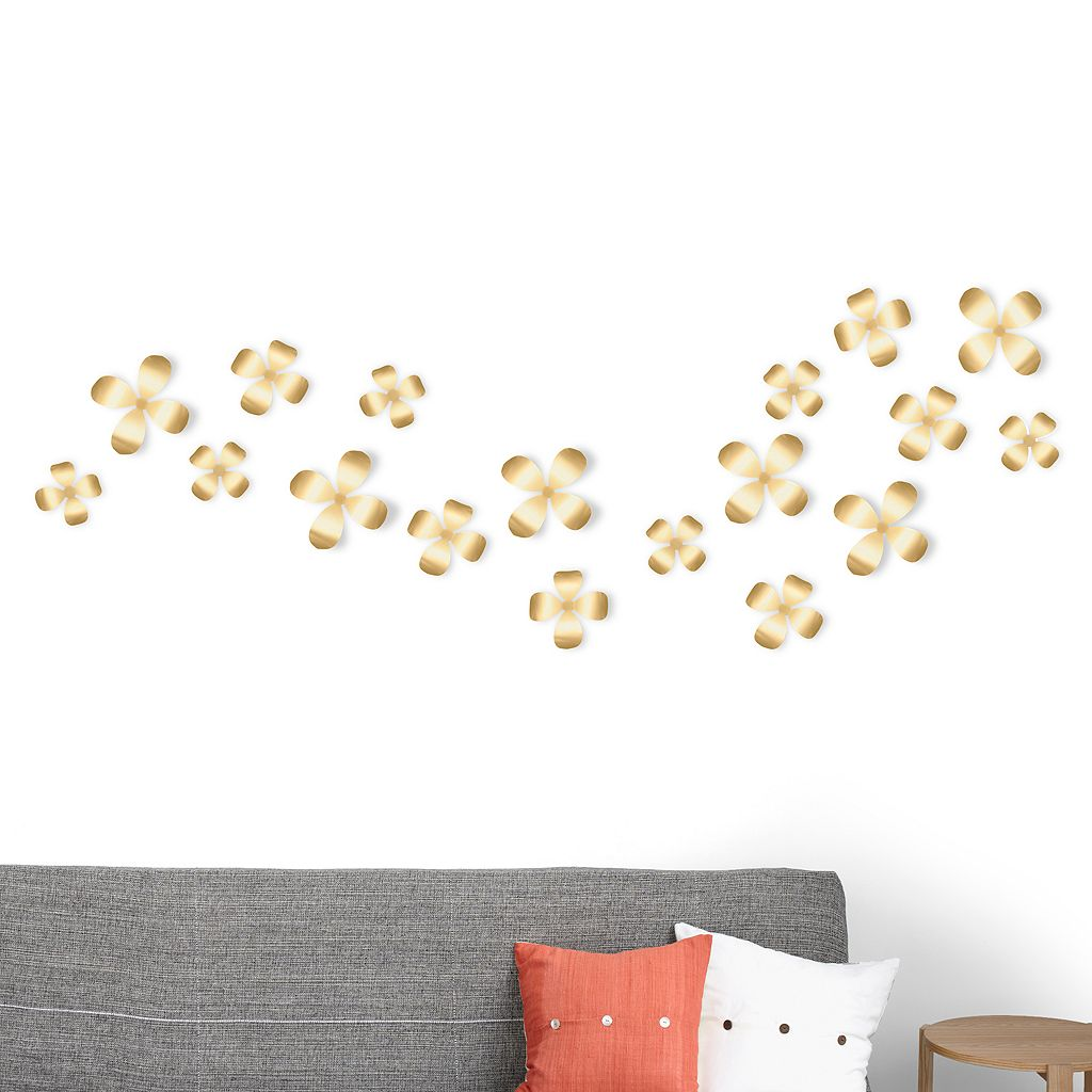 Umbra Wallflower Floral Wall Decor