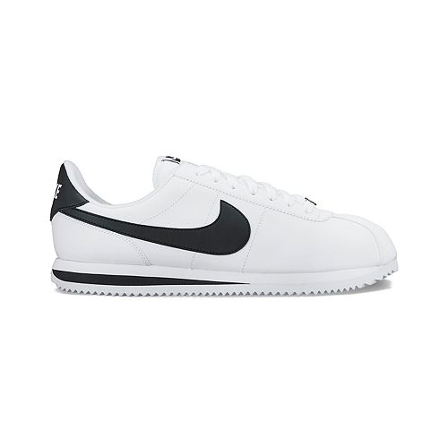 Nike Cortez Los Basic De Cuero De Los Cortez Hombres Casual Zapatos 68bf80