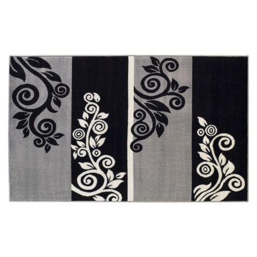 Linon Capri Scroll Rug - 4