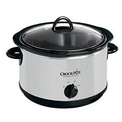 Crock-Pot 5-qt. Manual Slow Cooker