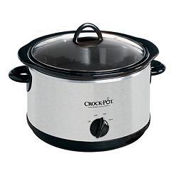 Crock-Pot 5-qt. Manual Slow Cooker