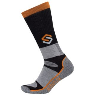 Men's Scent-Lok Merino Thermal Wool-Blend Crewmax Socks