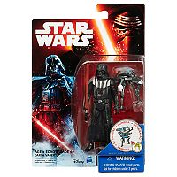 Star Wars: Episode V The Empire Strikes Back 3.75 in Snow Mission Darth Vader Figure by Hasbro