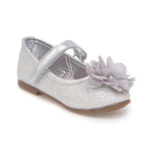 Rugged Bear Toddler Girls' Mary Jane Dress Shoes