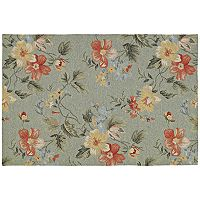 Kaleen Home & Porch Saint Julian Indoor Outdoor Floral Rug