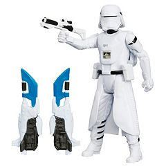 Star Wars: Episode VII The Force Awakens 3.75-in. Snow Mission First Order Snowtrooper Figure by Hasbro