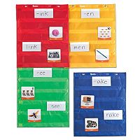 Learning Resources Magnetic Square Pocket Charts Set