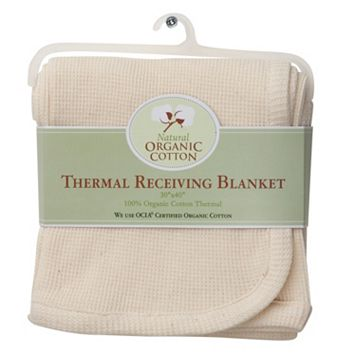 TL Care Organic Thermal Blanket