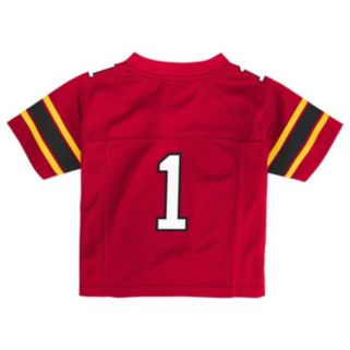 Toddler Maryland Terrapins Replica Jersey