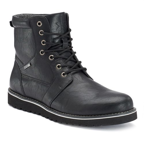 XRay Henry Men's Lace-Up ... Combat Boots UaBKFhbLq0