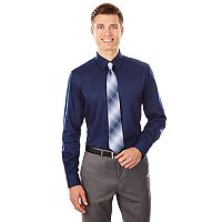 Men's Van Heusen Slim-Fit Flex Collar Stretch Dress Shirt