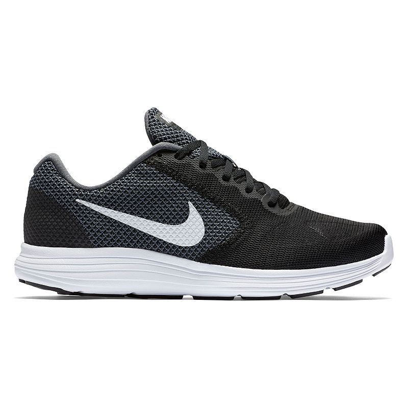huge selection of ba164 c3a3d Nike Revolution 3 Men s Running Shoes, Size  13, Black   Shop Your Way   Online Shopping   Earn Points on Tools, Appliances, Electronics   more