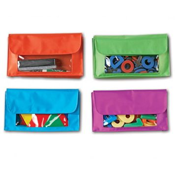 Learning Resources Magnetic Storage Pockets Set