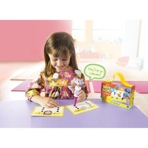 Educational Insights Hot Dots Jr. Kat the Talking Kitty Pen