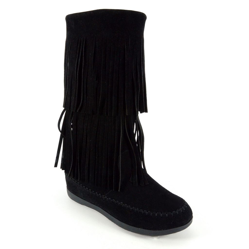 Corkys Mohawk Women's Fringed Boots