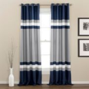Half Moon 2-pack Alexander Window Curtains