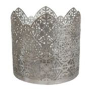 SONOMA Goods for Life? Metallic Geometric Candle Sleeve