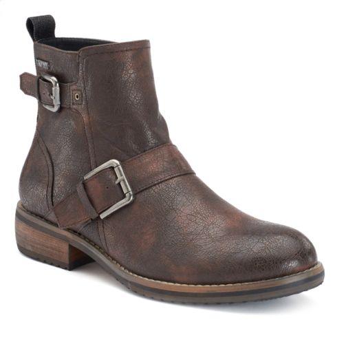 Eldridge Men's Buckle Boots