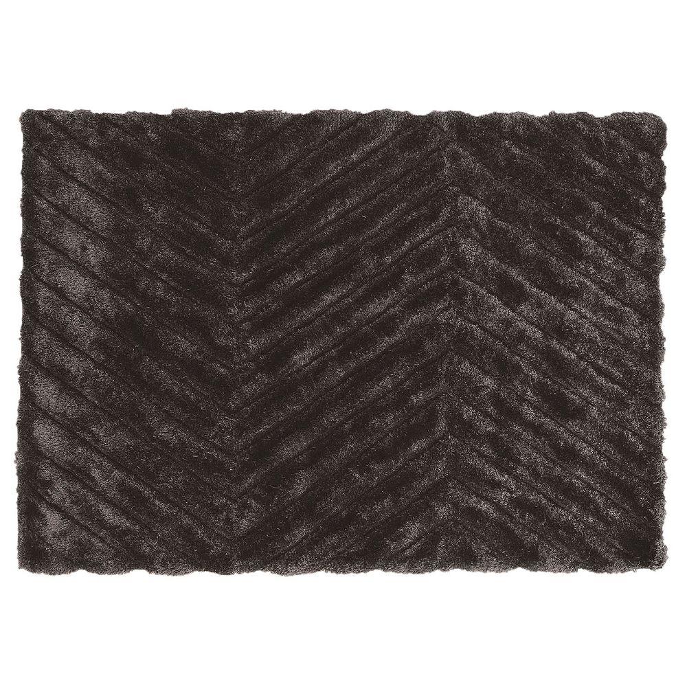 Linon Links Zigzag Shag Rug