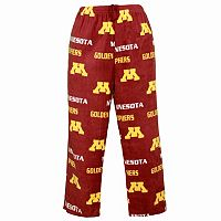 Men's Minnesota Golden Gophers Façade Fleece Lounge Pants