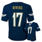 San Diego Chargers Philip Rivers NFL Replica Jersey - Boys 4-7