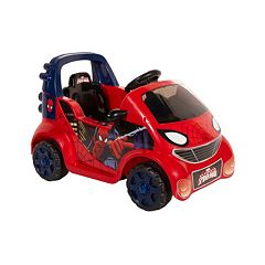Marvel Spider-Man 6V Small Car Ride-On by