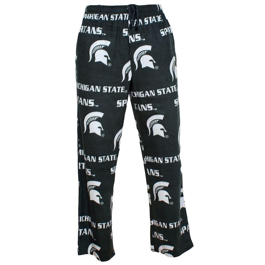Michigan State Spartans Fleece Lounge Pants - Men