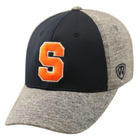 Adult Top of the World Syracuse Orange Pressure One-Fit Cap