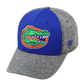 Adult Top of the World Florida Gators Pressure One-Fit Cap