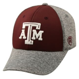 Adult Top of the World Texas A&M Aggies Pressure One-Fit Cap