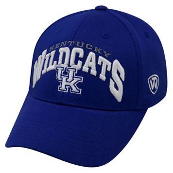 Adult Top of the World Kentucky Wildcats Whiz Adjustable Cap