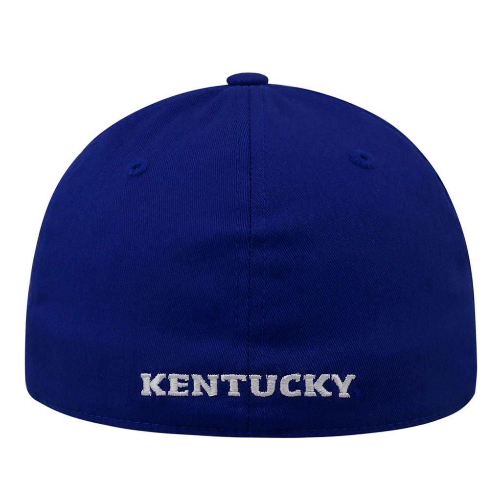 Adult Top of the World Kentucky Wildcats Whiz Adjustable Cap