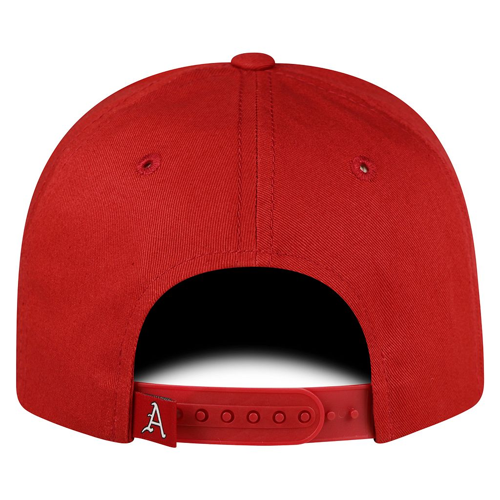 Adult Top of the World Arkansas Razorbacks Whiz Adjustable Cap
