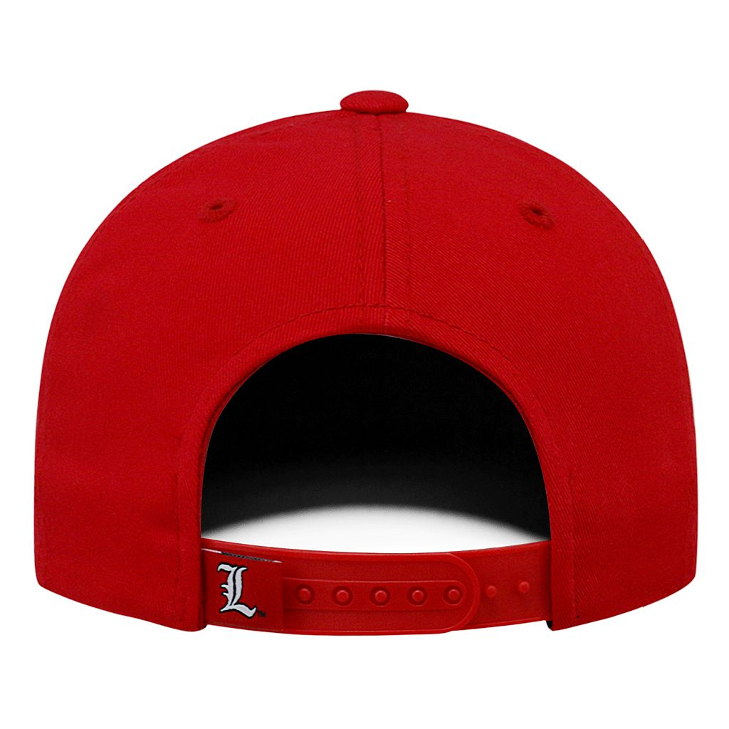 Adult Top of the World Louisville Cardinals Whiz Adjustable Cap