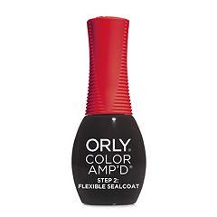 Orly Color Amp'd Flexible Color Nail Polish - Flexible Sealcoat