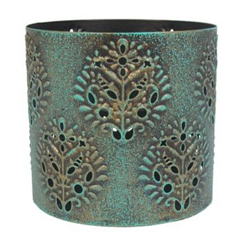 SONOMA Goods for Life™ Verdigris Candle Sleeve
