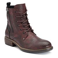 XRay Hester Men's Lace-Up Combat Boots