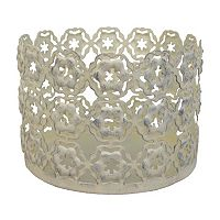 SONOMA Goods for Life™ Small Vintage Floral Candleholder Sleeve