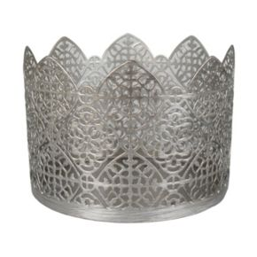 SONOMA Goods for Life? Small Metallic Geometric Candle Sleeve