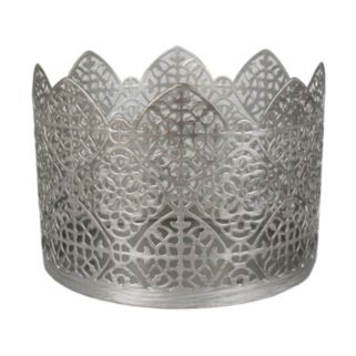 SONOMA Goods for Life™ Small Metallic Geometric Candle Sleeve