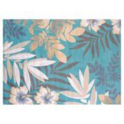 United Weavers Modern Textures Sea Garden Floral Rug