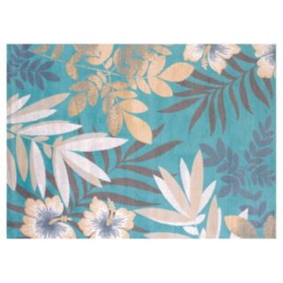 United Weavers Modern Textures Sea Garden Floral Rug