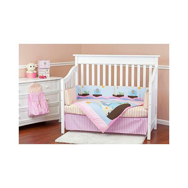 Me Sea Friends 2 Pc Crib Bedding Set, Dream On Me Bedding