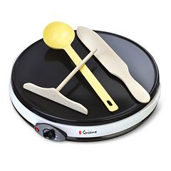Euro Cuisine 12 in Crepe Maker