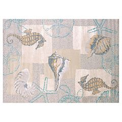 United Weavers Modern Textures Mystic Sea Rug