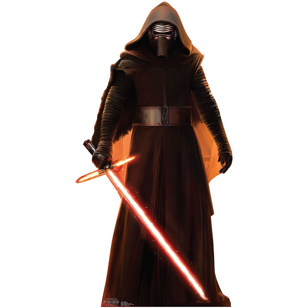 Star Wars: Episode VII The Force Awakens Kylo Ren Cardboard Cutout by Advanced Graphics