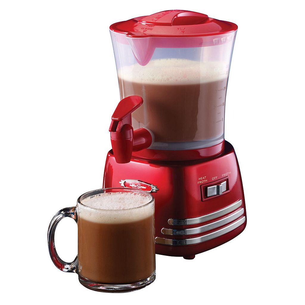 Nostalgia Electrics Retro Series 32-oz. Hot Chocolate Maker