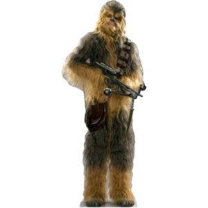 Star Wars: Episode VII The Force Awakens Chewbacca Cardboard Cutout by Advanced Graphics